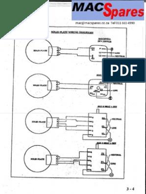 [SCHEMATICS_4US]  Stove Solid Plate Wiring Diagrams | Hot Plate Wiring Diagrams |  | Scribd