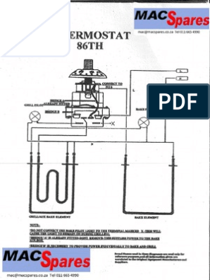 thermostat 86 th wiring diagram.pdf  scribd