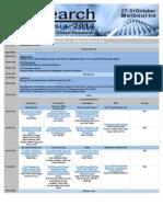 eResearch 2014 Australia Program