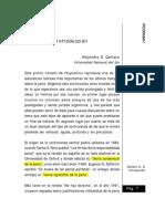 Zaffaroni Eugenio.- Vale La Pena (en Revista Programa)