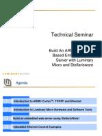 LM - Build an ARM-based Embedded Web Server