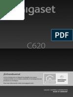 Manual Gigaset C620