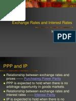 Interest Parity