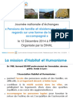 Habitat Et Humanisme 12 Dec 2014