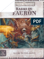 D&D 3.5e - Reinos Olvidados - Razas de Faerun