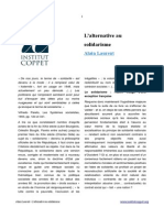 Alain Laurent - L'alternative au solidarisme - IC.pdf