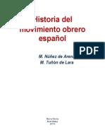 Historia del Movimiento Obrero Español
