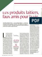Produits Laitiers Faux Amis Pour La Vie _Juin_2014