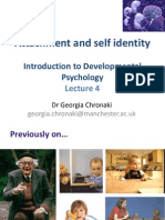 Lecture 4_Attachment and the Self(1)
