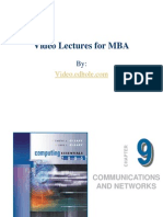Free Video Lecture for MCA