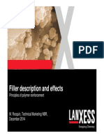 Filler Description and Effects