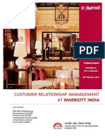 Marriott Hotels CRM