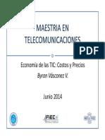 Costos y Precios ESPOL Tema 1