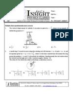 INSIGHT PHYSICS CLASSES