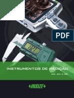 Catalogo Completo Produtos Insize 2013