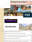 rural enterpreneurship in india