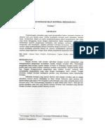 Analisis Pengukuran Kinerja Reksadana
