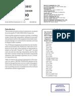 Yaesu FT2000 Service Manual