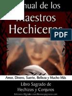 Manual Del Hechizero