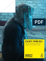 Escape From Hell - Torture and Sexual Slavery in Islamic State Captivity in Iraq