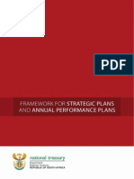 Strategic Planning Framework NT