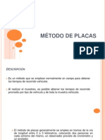 Método de Placas
