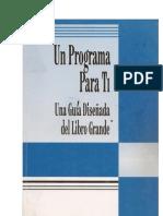 Libro - Un Programa Para Ti - HAZELDEN