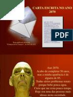 Carta Escrita No Ano de 2070 (1)