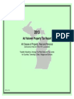A look at Michigan property taxes
