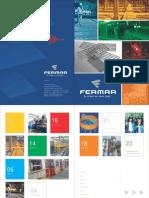 Catálogo FERMAR Rejillas