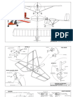 Fighter Ultralight Plans