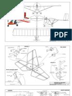 Fighter Ultralight Plans
