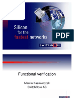 8 Functional Verification