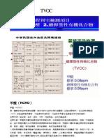 甲醛TVOC檢測服務
