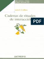 Collins - Cadenas de Rituales de Interaccion