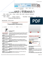 21-12-14 Trascendió Monterrey - Grupo Milenio