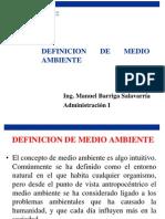 Definicion de Medio Ambiente- Clase 4 11415