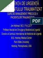 Management Pacient Traumatizat