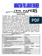 SolvedTechnical Past Papers NTDC