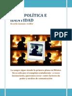 Necropolítica e Identidad. Guzmán Wolffer.