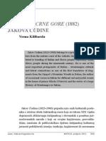Vesna Kilibarda - O istoriji Crne Gore (1882) Jakova Ćudine.pdf