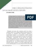 Zvezdan Folić - Vjerski faktor u spoljnoj politici Sovjetskog Saveza 1945-1953..pdf