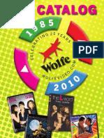 Winter 2009/2010 Catalog