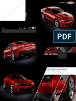 Catalogo Camaro 2014