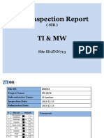 Self Inspection Report TI STC ZNN713