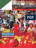 Boletín Nº 22 del Grupo Parlamentario Nacionalista Gana Perú