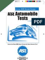 ASE automitive tset prep