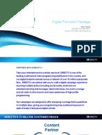DIRECTV Digital Package