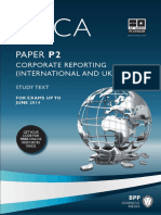 ACCA P2 - Corporate Reporting (INT) - Study Text 2013 - BPP Learning Media