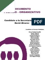 Alcorcón Político Organizativo David Álvarez